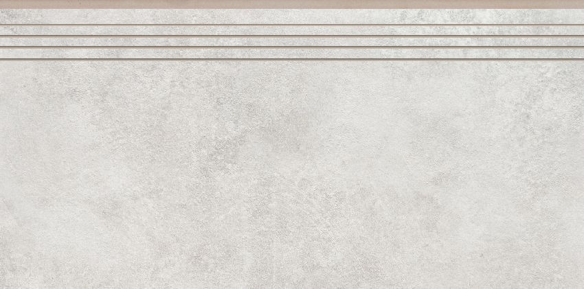 Montego Gris 0055 Ступень прямая структурная 39,7х79,7 (Рект)