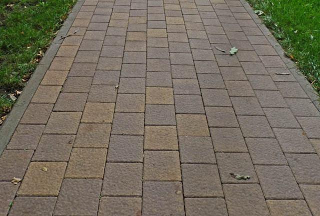 Тротуарная плитка Бульвар 1.Ф.4