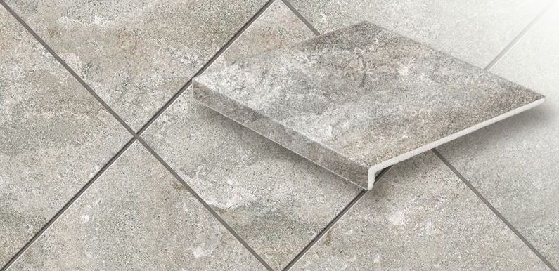 ступень прямоугольная рядовая Loftstufe