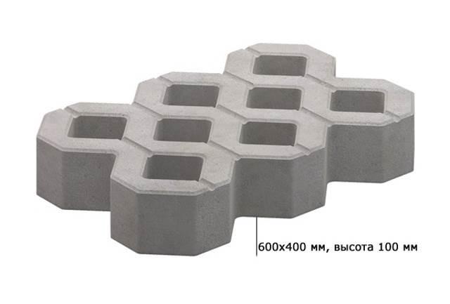 Газонная решетка 100 мм